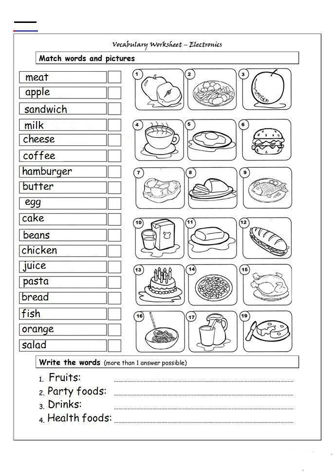 30 Atividades De Ingles Comidas E Bebidas Para Imprimir Online Cursos Gratuitos Nel 2020 Insegnanti Di Inglese Lingua Inglese Grammatica Inglese