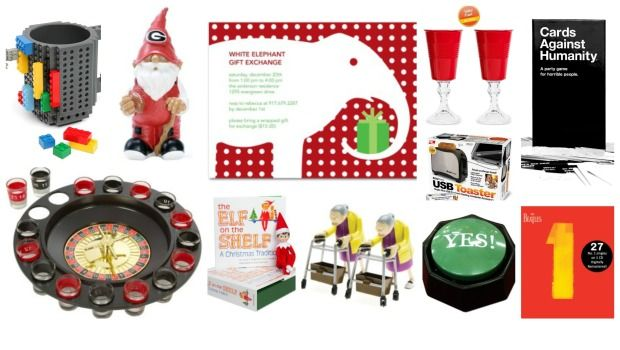 Holiday Grab Bag Gift and Stocking Stuffers Guide | Christmas & Hanukkah White Elephant Gift Ideas | GreatGets.com