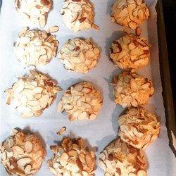 Italian Almond Cookies II Recipe