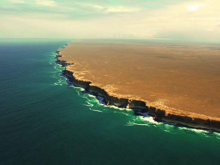 Nullarbor Plain & Bunda Cliffs, Southern Australia