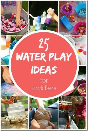 25 Fun And Easy Diy Pom Pom Crafts To Make: 25 FUN Water Activities For Toddler, Preschool, And