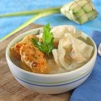 Sup Tahu Pangsit - Resep Masakan Indonesia