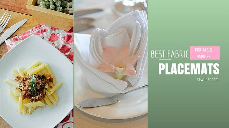 Best Fabric For Placemats And Cloth Napkins Sew Uber Fabric Napkin Burlap Upholstery Placemats