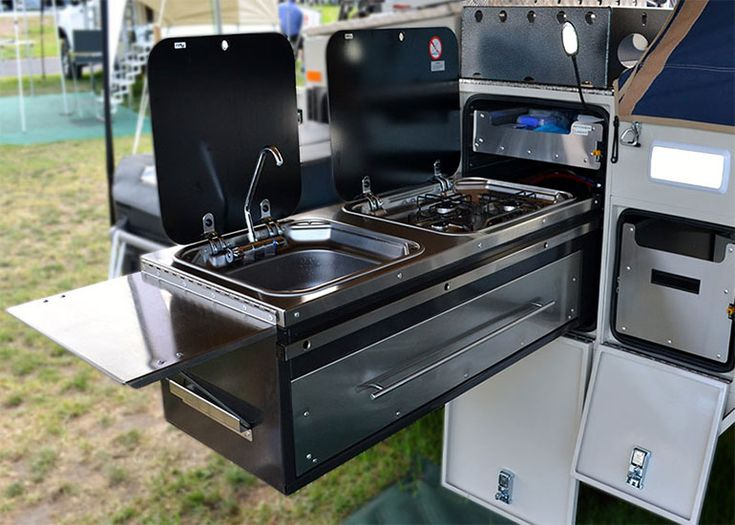 Expandable Travel Trailers >> Jabiru Elite Camper Trailer - Southernland Campers | ute back camper stuff | Camper trailers ...