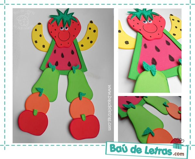 Resultado de imagem para atividades semana da alimentação educação infantil