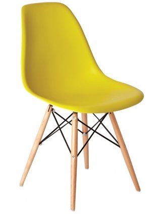 Replica Eames DSW Chair — Our existing dining chairs