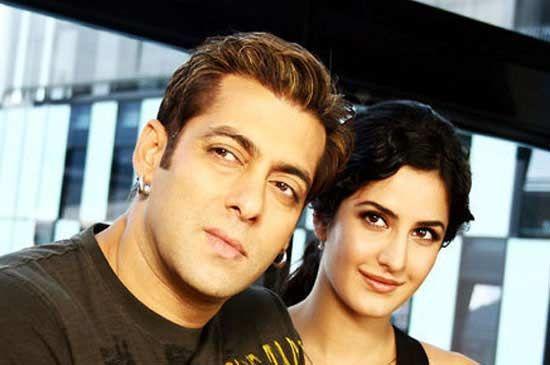 Katrina Kaif & Salman Khan
