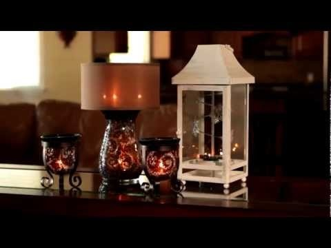 NEW Changing Seasons Lantern spins from the heat of tealights. Includes two changeable inserts: snowflakes and birds   www.partylite.biz/lisaedwards