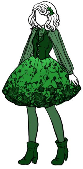 Poison Ivy - We are definitely going to Lolita EVERYTHING