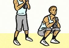 13 Functional Dumbbell Moves You Should Be Doing Now - Several good exercices!