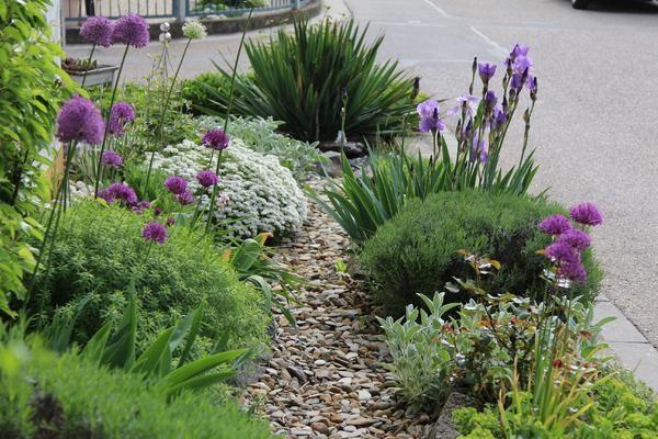 18 Gartengestaltung Nordseite Vorgarten Garten Vorgarten Ideen