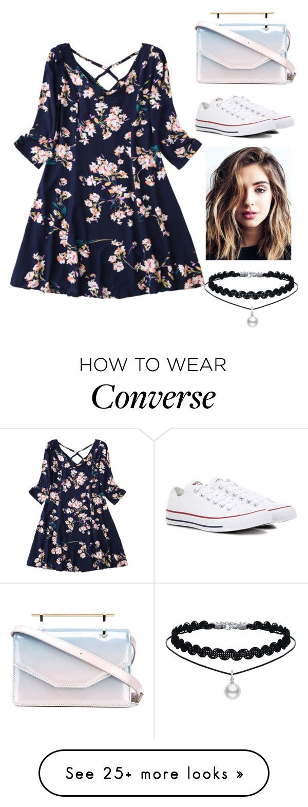 """""""Picnic"""" by sarina161 on Polyvore featuring M2Malletier and Converse"""