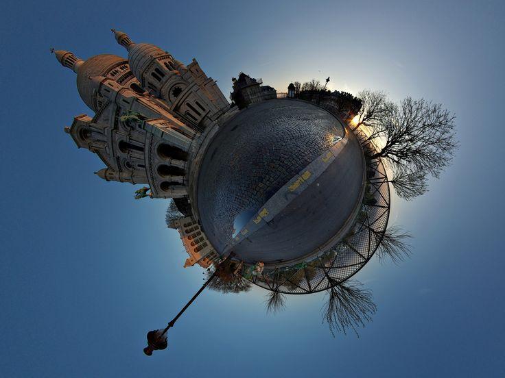 Самые симпатичные мини-планеты... Alexandre Duret-Lutz (52 фото - 16.59Mb) - Фото и рисунки, арт и креативная реклама