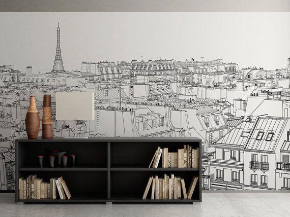 abbastanza Oltre 25 fantastiche idee su Parigi carta da parati su Pinterest  PO65