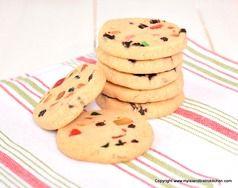 Christmas Icebox Cookies Recipe