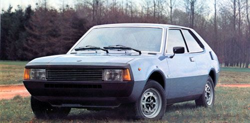 1977 SEAT SPORT 1430