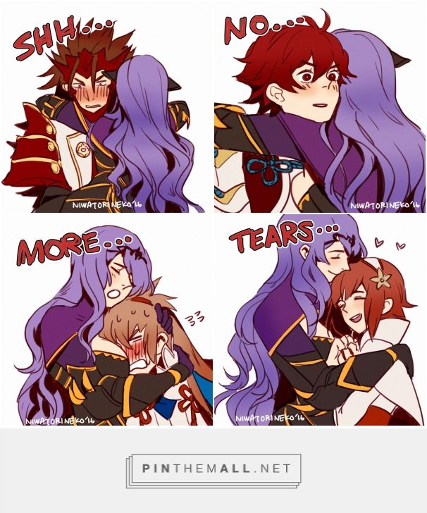 Fire Emblem Fates - Camilla is a sweet and caring big sister!