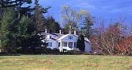 Carl Sandburg's home.