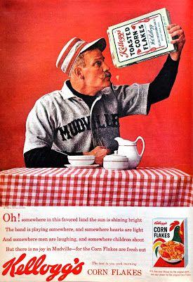 Visiting Vintage: Kellogg's Corn Flakes