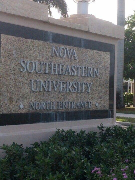 Nova Southeastern University Graduated School