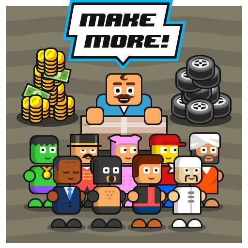 Moji pracownicy w Make More!