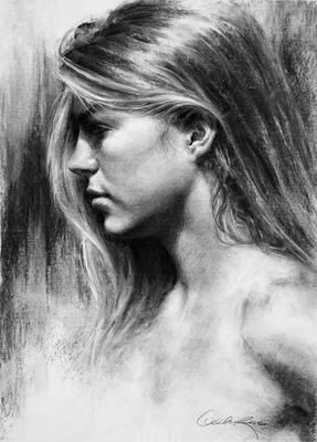 William Rose (charcoal drawing)