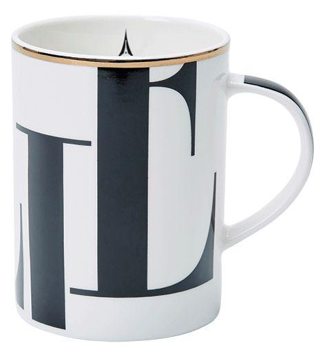 ELLE - Typo Mug