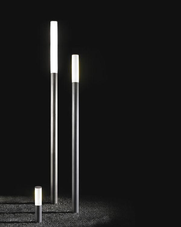 luminaria para exterior axis de david abad para blux