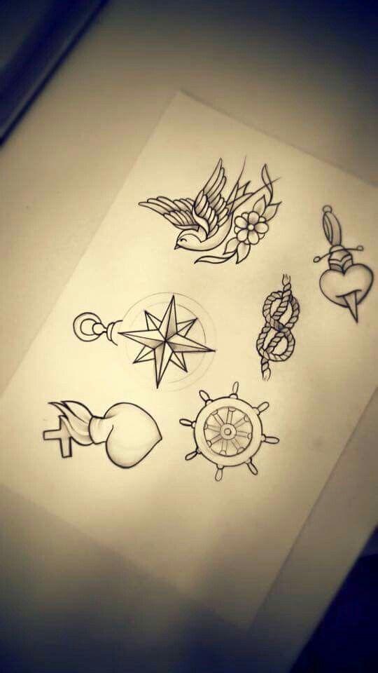 Efy tattoo flash