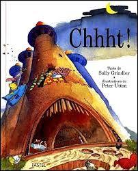 Chhht !  Un livre pour triompher de la peur chez les enfants