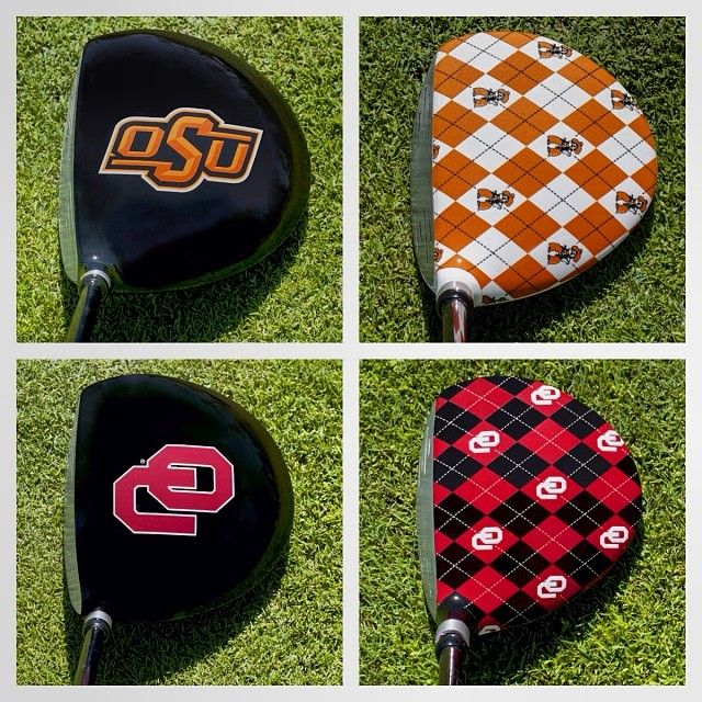 """November 12, 2013: """"#OklahomaState #Cowboys vs #Oklahoma #Sooners. A great #ClubCrown rivalry,"""" ClubCrown (@ClubCrown) observed."""