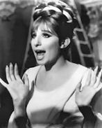 Barbara Streisand in Funny Girl- my top three movies