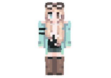 Mad Genious Skin | Minecraft.org