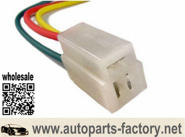 Longyue Factory Sale Gm Alternator Repair Connector 3 Pin Female Socket Wiring Harness Alternator Repair Alternator Repair