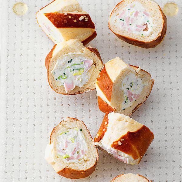 Toll: einfach am Vorabend zubereiten und am Morgen in die Pausenbox packen. Schmeckt garantiert allen Kindern.
