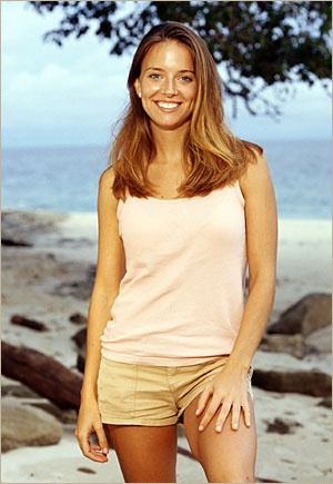 Amber Brkich. Winner Survivor: All Stars. First seen on Survivor: The Australian Outback, Amber would win the highest rated edition of the series and reel in Rob Mariano in the process. Way to go, girl!