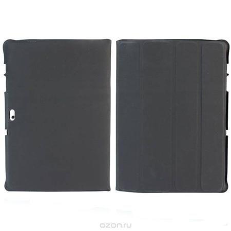 IT Baggage Slim чехол для Samsung Galaxy Tab 2 10.1, Black  — 330 руб. —  Чехол IT Baggage Slim для Samsung Galaxy Tab 2 10.1- это стильный и лаконичный аксессуар, позволяющий сохранить планшет в идеальном состоянии. Надежно удерживая технику, обложка защищает корпус и дисплей от появления царапин, налипания пыли. Также чехол IT Baggage Slim для Samsung Galaxy Tab 2 10.1 можно использовать как подставку для чтения или просмотра фильмов. Имеет свободный доступ ко всем разъемам устройства.