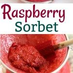 Is your garden bursting with raspberries yet? A few days ago, I was able to whip up a batch of raspberry sorbet using some raspberries we had frozen from last summers bumper crop. This year our raspberry patch isn't looking so hot, so luckily, we've got back up. I discovered this raspberry sorbet a few …