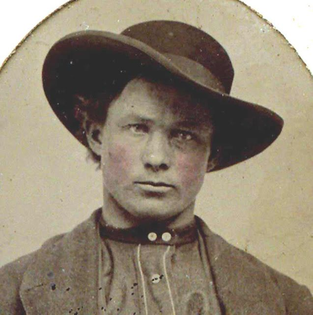 a look at jessie james as a murdering outlaw or american hero The history of the outlaw jesse james from his early years, the james gang, bank and train robberies, to his controversial death.