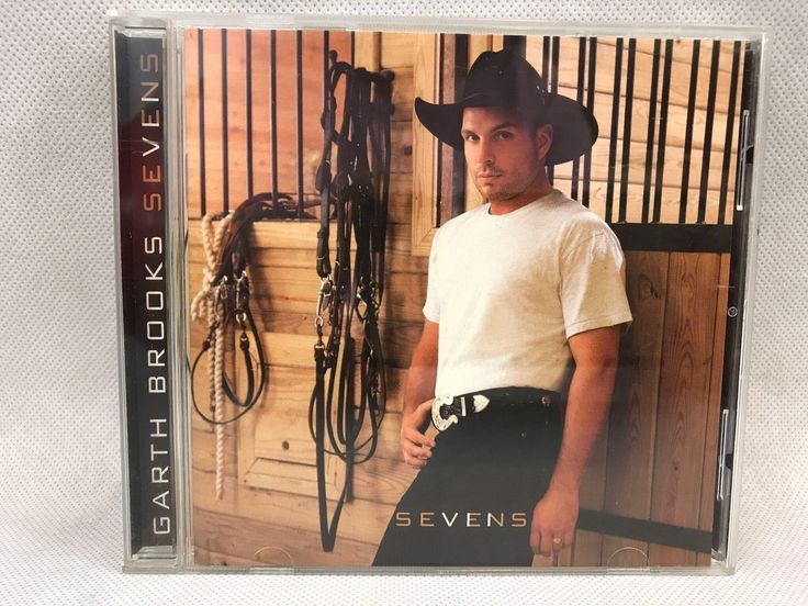 """Garth Brooks CD """"Sevens"""", in Very Good Condition. 1997 release by Capitol Records. COMBINED SHIPPING AVAILABLE ON ALL ORDERS PLEASE VIEW PICTURES FOR DETAILS 