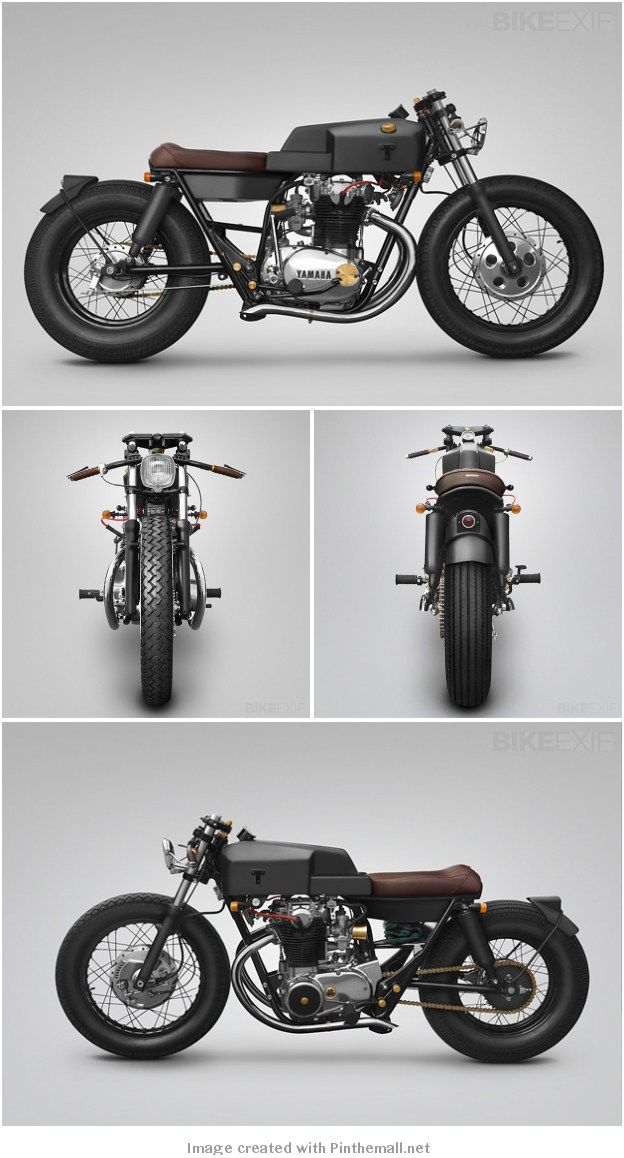 102 modification yamaha cafe racer project motos. Black Bedroom Furniture Sets. Home Design Ideas