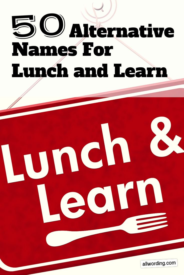 Create a Learn-at-Lunch Program for Your Employees