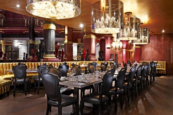 Restaurant Josefin centre Paris, Banke Hotel