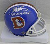 Terrell Davis Denver Broncos Helmets