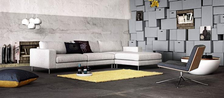 ... fra Bolia. Fin sofa Stue Pinterest Denmark, Norway and Sofas