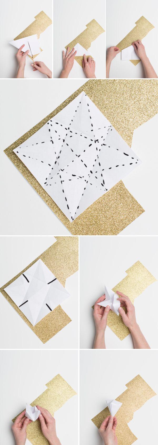 M s de 25 ideas incre bles sobre doblado de servilletas en - Doblar servilletas para navidad ...