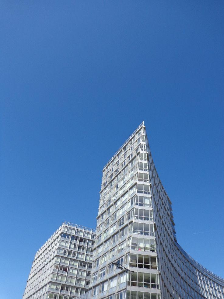 One Park West, Liverpool city centre.