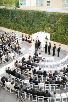beach wedding ceremony circle seating idea - Google Search