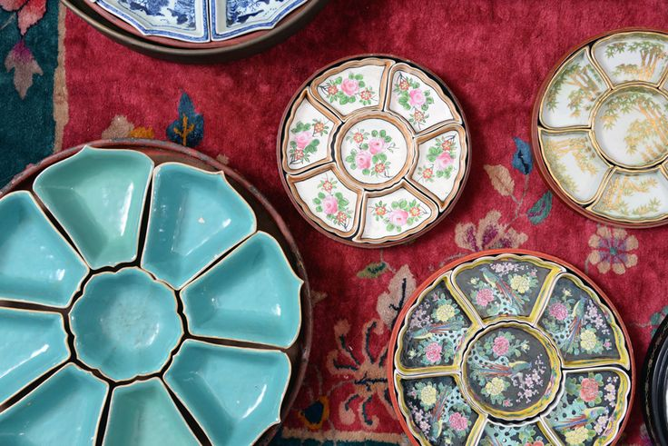 """In celebration of GTHH's 2nd anniversary and Penang Heritage Day, an exhibition of """"chien hup"""" 攒盒 will be on showcase. Chien hup is a tray of traditional sweets. There will be a special guided tour at Seven Terraces hotel at 1pm, 2pm and 3pm. Entrance is complimentary."""
