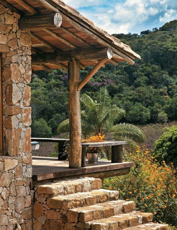17 best ideas about fachadas casas de campo on pinterest - Exteriores de casas de campo ...